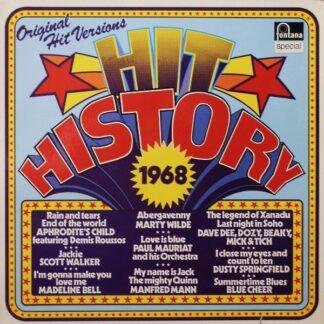 Various - Hit History 1968 (LP, Comp)