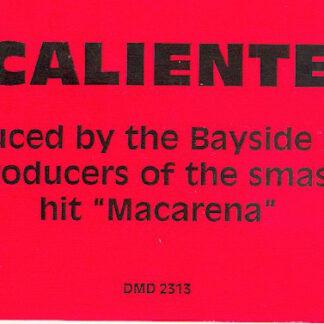 "Bayside Boys - Caliente (12"", Promo)"