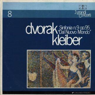 """Dvořák* / Orchestra Sinfonica Della WDR Di Colonia*, Erich Kleiber - Sinfonia N.9 In Mi Minore Op.95 """"Dal Nuovo Mondo"""" (LP, Mono)"""