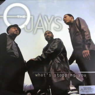 "The O'Jays - What's Stopping You (12"", Promo)"