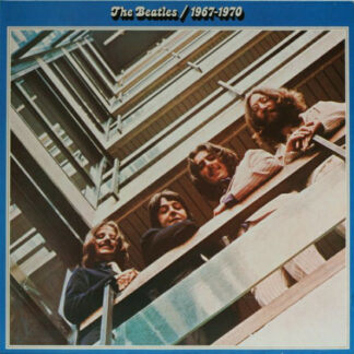 The Beatles - 1967-1970 (2xLP, Comp, Cir)