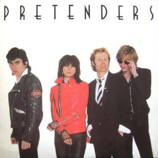 Pretenders* - Pretenders (LP, Album, Jac)