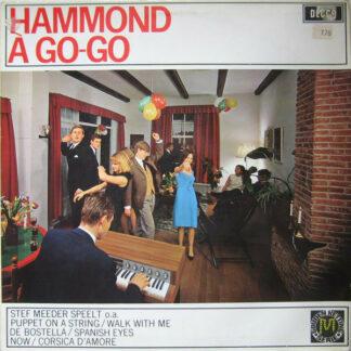 Stef Meeder - Hammond A Go-Go (LP, Album)