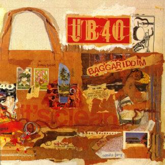 """UB40 - Baggariddim (LP, Album + 12"""", EP + Gat)"""