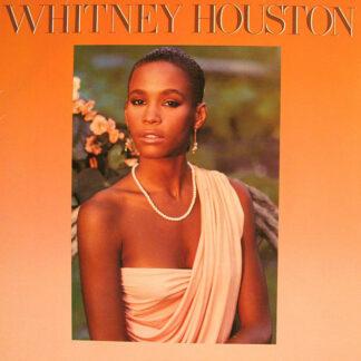 Whitney Houston - Whitney Houston (LP, Album, RE)