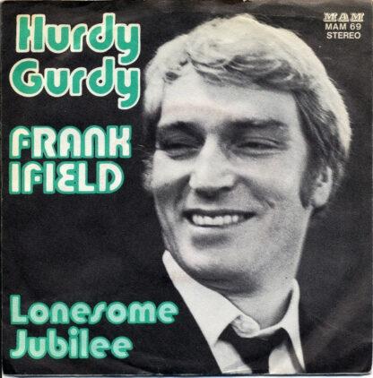 "Frank Ifield - Hurdy Gurdy (7"", Single)"