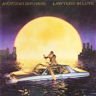Jackson Browne - Lawyers In Love (LP, Album)