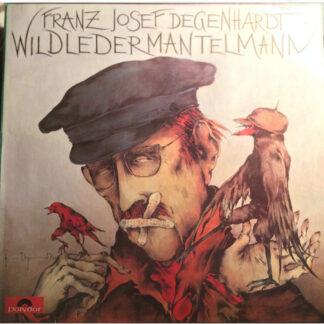 Franz Josef Degenhardt - Wildledermantelmann (LP, Album)