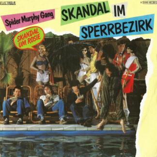 "Spider Murphy Gang - Skandal Im Sperrbezirk (7"", Single)"
