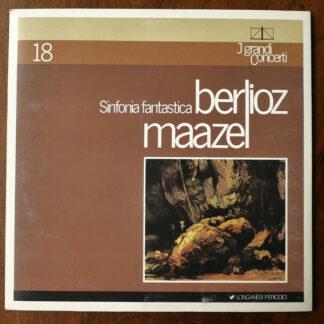 Berlioz*, Maazel* - Sinfonia Fantastica (LP)