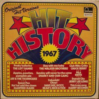 Various - Hit History 1967 (LP, Comp)