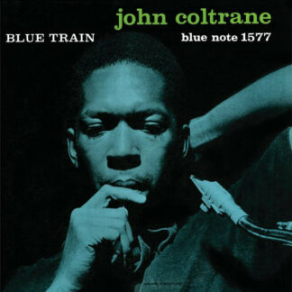 John Coltrane - Blue Train (LP, Album, RE, RM, 180)