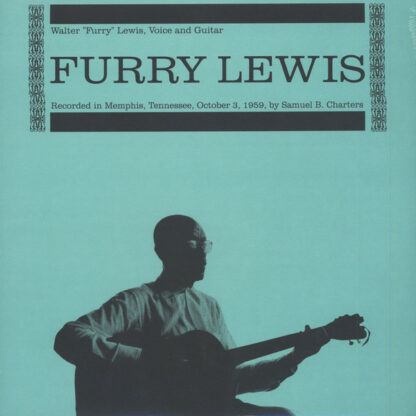 Furry Lewis - Furry Lewis (LP, Album, RE)