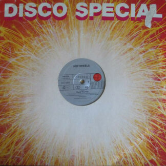 "Hot Wheels - Rock The Kid (12"", S/Sided, Promo)"