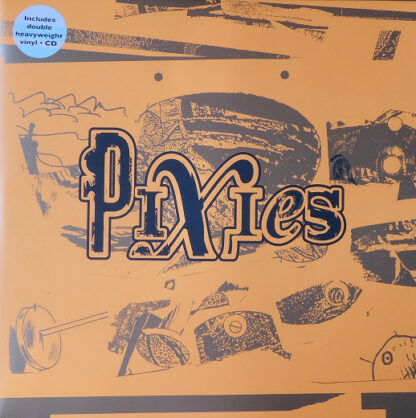 "Pixies - Indie Cindy (2x12"", Album, 180 + CD, Album)"