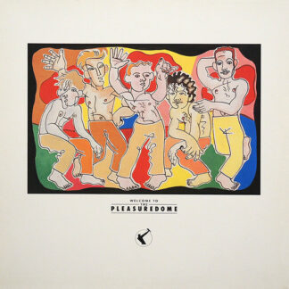 Frankie Goes To Hollywood - Welcome To The Pleasuredome (2xLP, Album)