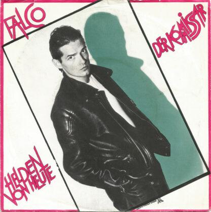 """Falco - Der Kommissar / Helden Von Heute (7"""", Single)"""