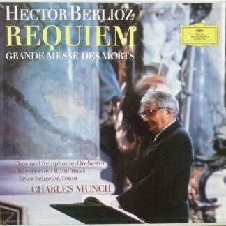 Berlioz* - Chor Des Bayerischen Rundfunks, Symphonie-Orchester Des Bayerischen Rundfunks, Peter Schreier, Charles Munch - Requiem: Grand Messe Des Morts (2xLP + Box)