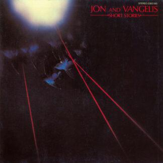 Jon And Vangelis* - Short Stories (LP, Album)