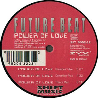 "Future Beat - Power Of Love (12"")"