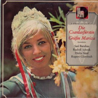 Emmerich Kálmán - Die Csárdásfürstin / Gräfin Mariza (Querschnitte) (LP)
