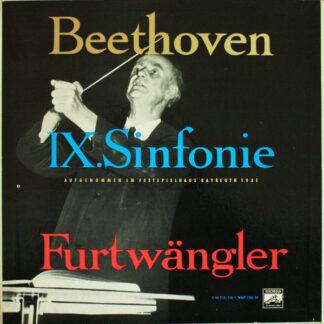 Beethoven* - Furtwängler* - IX. Sinfonie D-Moll Op. 125 (2xLP, Mono, RE + Box)