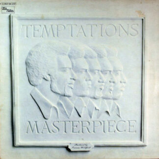 The Temptations - Solid Rock (LP, Album)