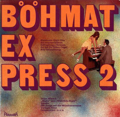 Adi Zehnpfennig* - Böhmat Express 2 (LP)