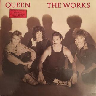 Queen - The Works (LP, Album)