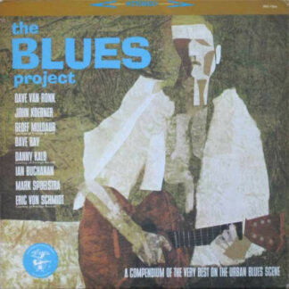 Various - The Blues Project (A Compendium Of The Very Best On The Urban Blues Scene) (LP, Album, RE)