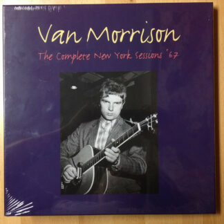 Van Morrison - New York Sessions '67 (3xLP, Comp + Box)