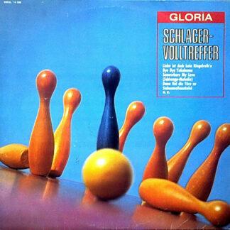 Various - Gloria Schlager-Volltreffer (LP, Comp)