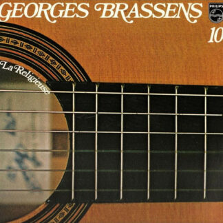 Georges Brassens - 10 - La Religieuse (LP, Album, RE, Gat)