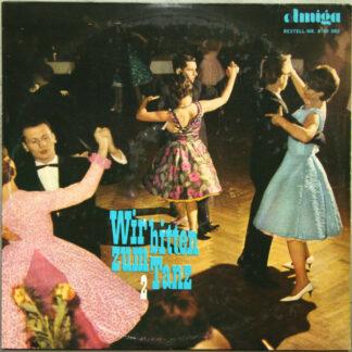 Various - Wir Bitten Zum Tanz 2 (LP)