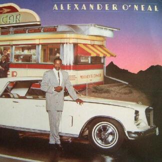 Alexander O'Neal - Alexander O'Neal (LP, Album)