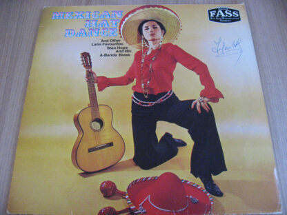 Stan Hope And His A-Banda Brass* - Mexican Hat Dance (LP)