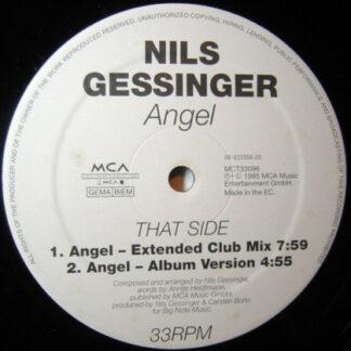 """Nils Gessinger - Angel (12"""")"""