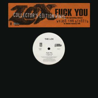 """The Lox - Fuck You (12"""", Promo, Col)"""