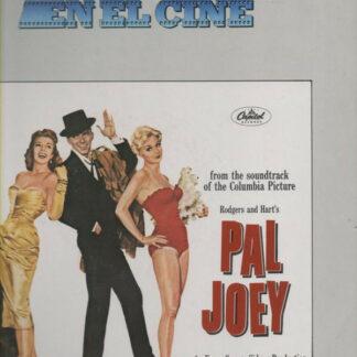 Frank Sinatra, Rita Hayworth, Kim Novak (2) - Pal Joey (Banda Sonora Original) (LP, Album, RE)