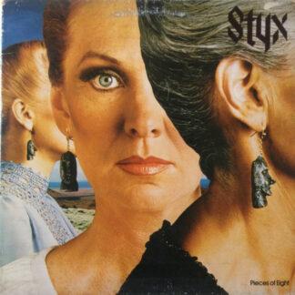 Styx - Pieces Of Eight (LP, Album, Gat)