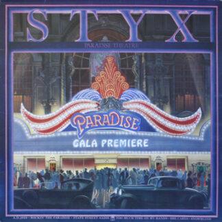Styx - Paradise Theatre (LP, Album, Gat)