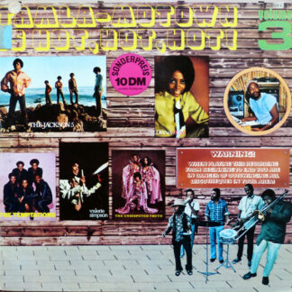 Various - Tamla-Motown Is Hot, Hot, Hot! Volume 3 (LP, Comp, Gat)