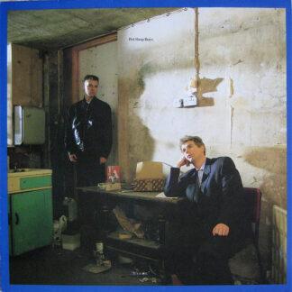 """Pet Shop Boys - It's A Sin (12"""", Maxi)"""