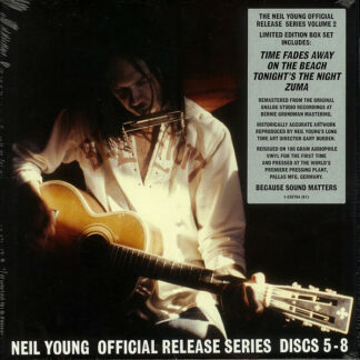 Neil Young - After The Gold Rush (LP, Album, RE, Gat)
