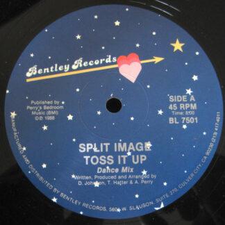 "Split Image - Toss It Up (12"")"