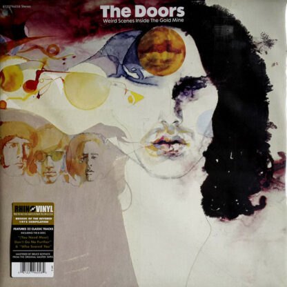 The Doors - Weird Scenes Inside The Gold Mine (2xLP, Comp, RE, RM, 180)