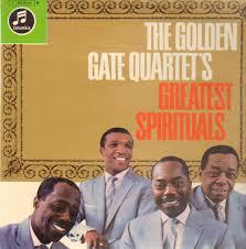 The Golden Gate Quartet - The Golden Gate Quartet´s Greatest Spirituals  (LP, Comp)