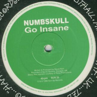 "Numbskull - Go Insane (12"")"