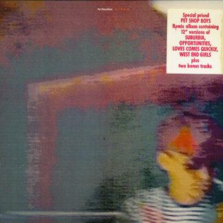Pet Shop Boys - Disco (LP, Comp, DMM)