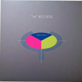 Yes - 90125 (LP, Album)
